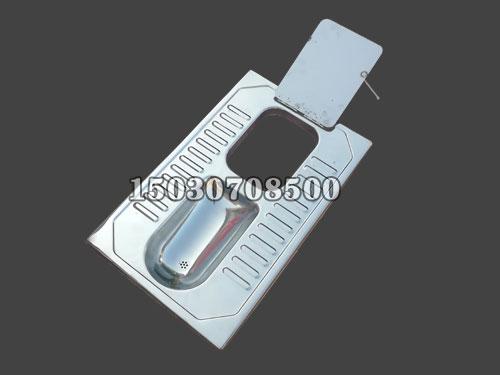 农村厕所改造设计原则及使用不锈钢旱厕蹲便器的方案