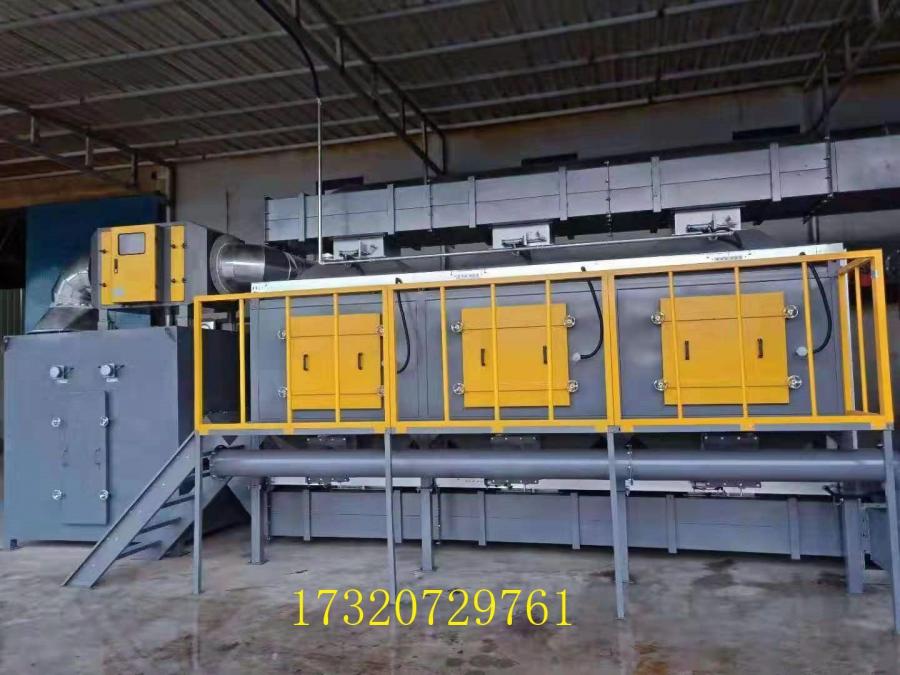 贵州省3万风量催化燃烧设备价格