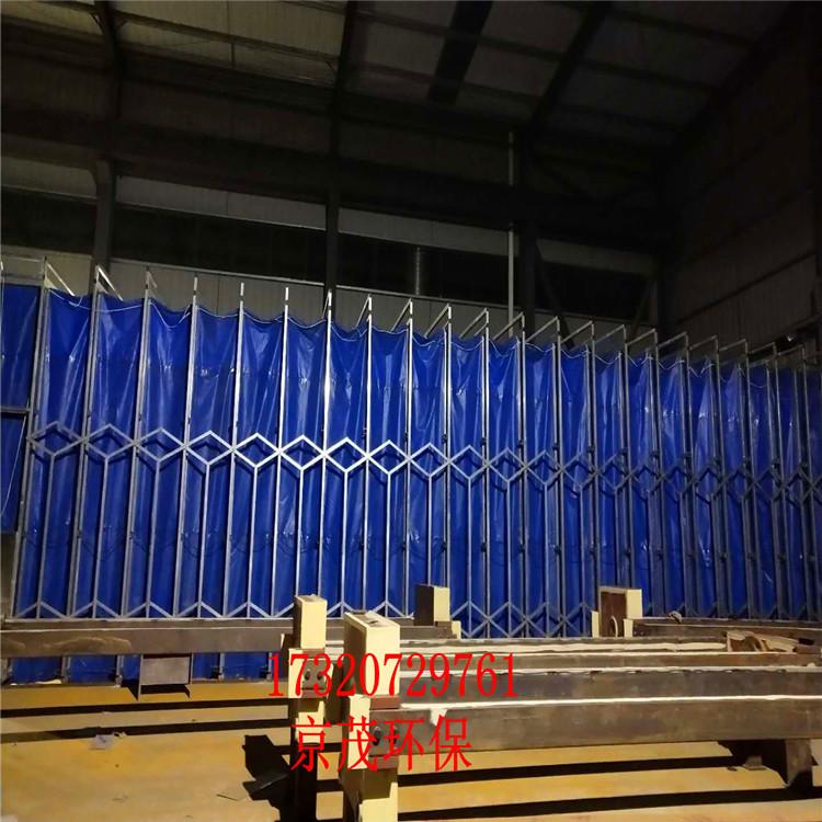 福建大型伸缩式喷漆房生产厂家