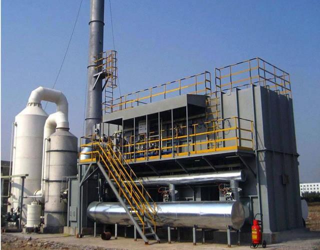 催化燃烧设备 活性炭吸附装置