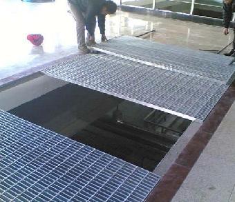 镀锌钢格栅板多钱一平米?