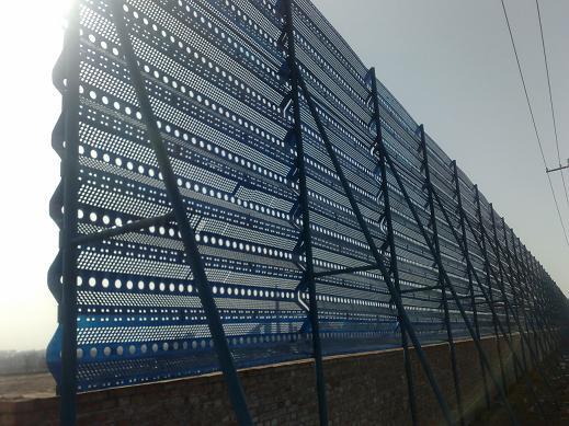 镀锌板防风抑尘网多钱一平米?