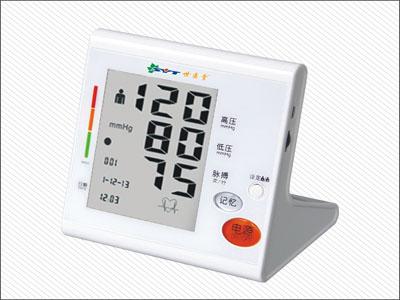 供应彩色电子血压计   USB血压计招商产品