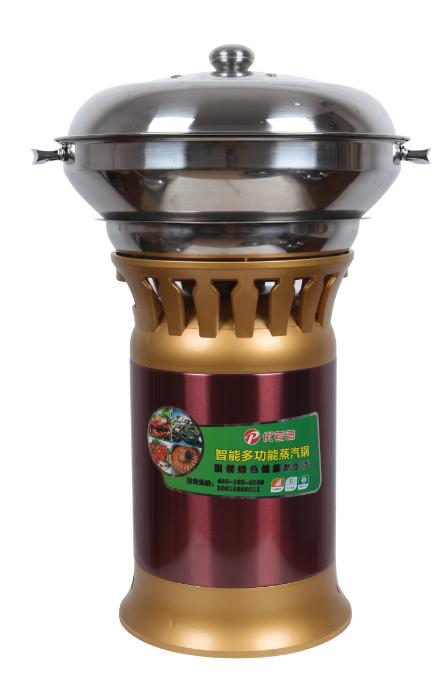 优质蒸汽火锅-供应实惠蒸汽火锅