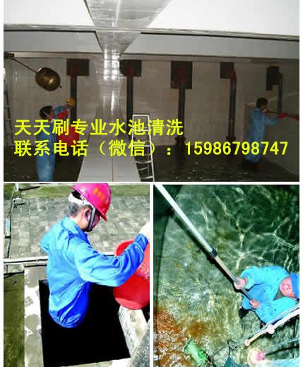 光明田寮水池清洗公司 光明田寮水池清洗水质检测 来电优惠