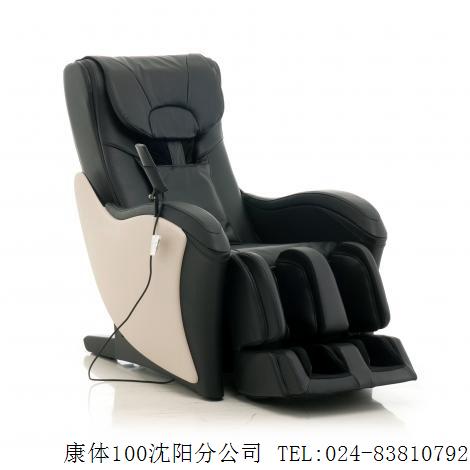 康体亿佰沈阳店专卖按摩椅家用松下EP-MA01样机处理