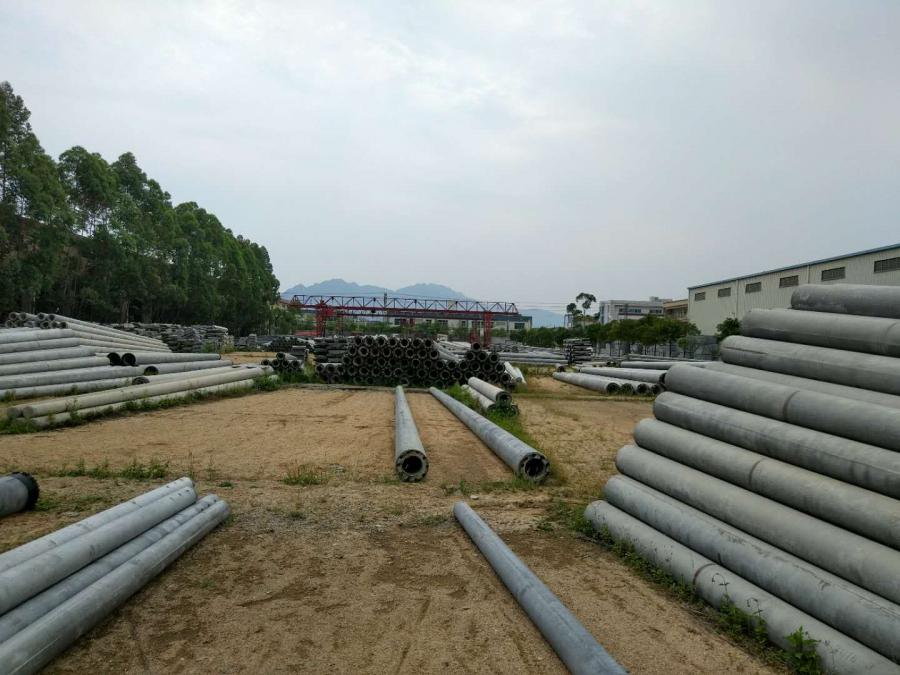 广州从化、花都水泥电线杆厂