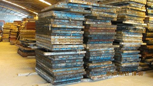 二手平钢模板回收、二手钢模板回收,回收二手组合钢模板