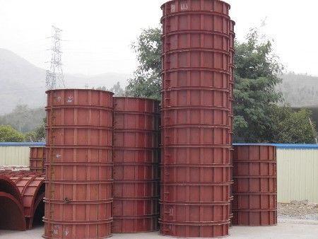 山东桥梁模板厂家|圆柱钢模板租赁价格