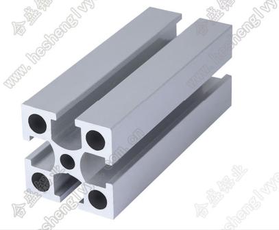 30X30工业铝材流水线货架设备机台铝型材可开模定制