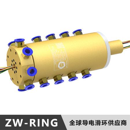 ZW-RING品牌推荐智能仓储机器人导电滑环