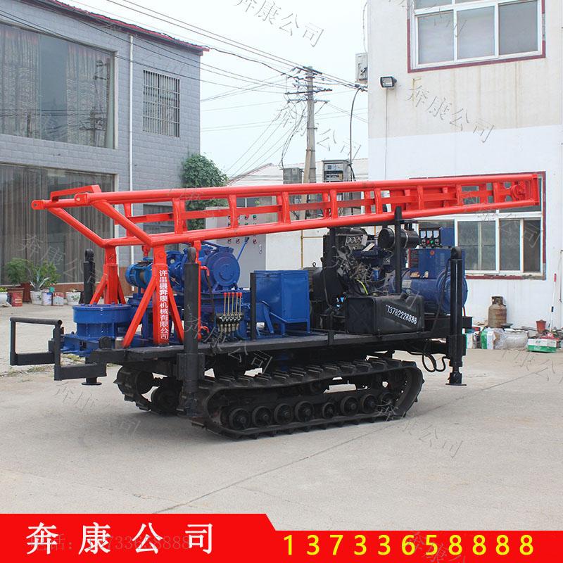BK-160塔架式液压钻井机
