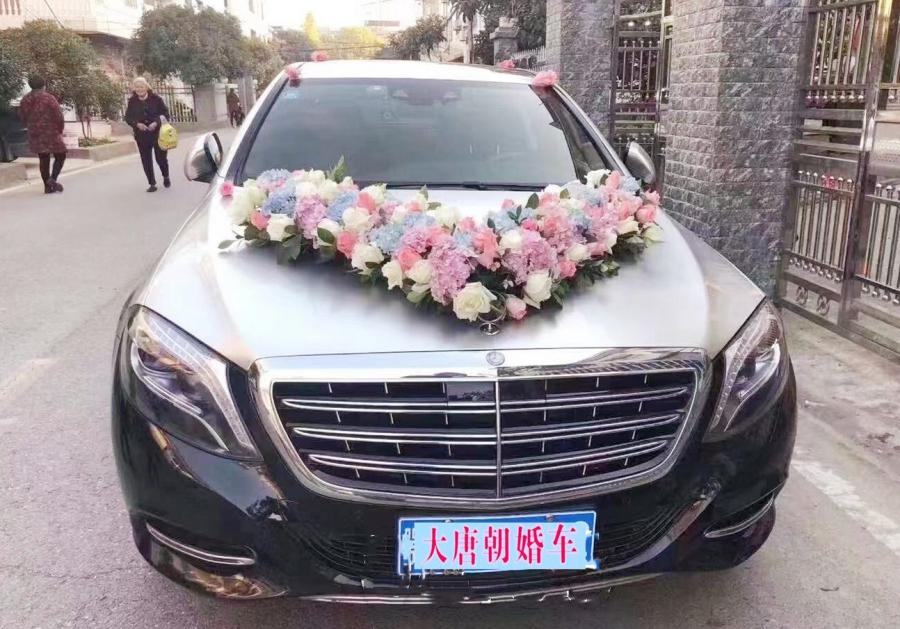 武汉结婚租车租各种品牌高档婚车车队首选大唐朝