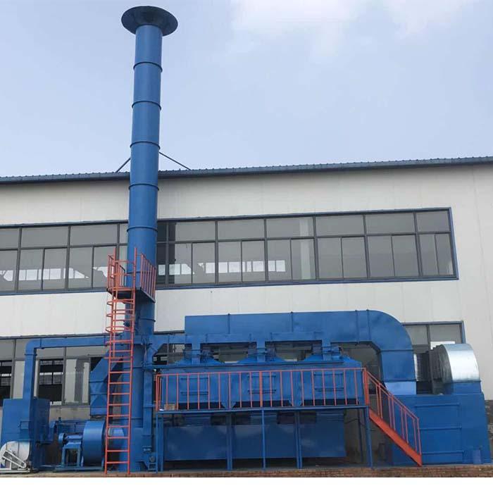 催化燃烧设备处理废气过程中对废气成分的要求及建议