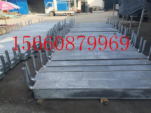 港口施工常用AL-1铝阳极   310公斤铝阳极